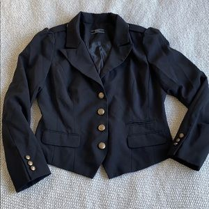 Military style suit jacket - XL